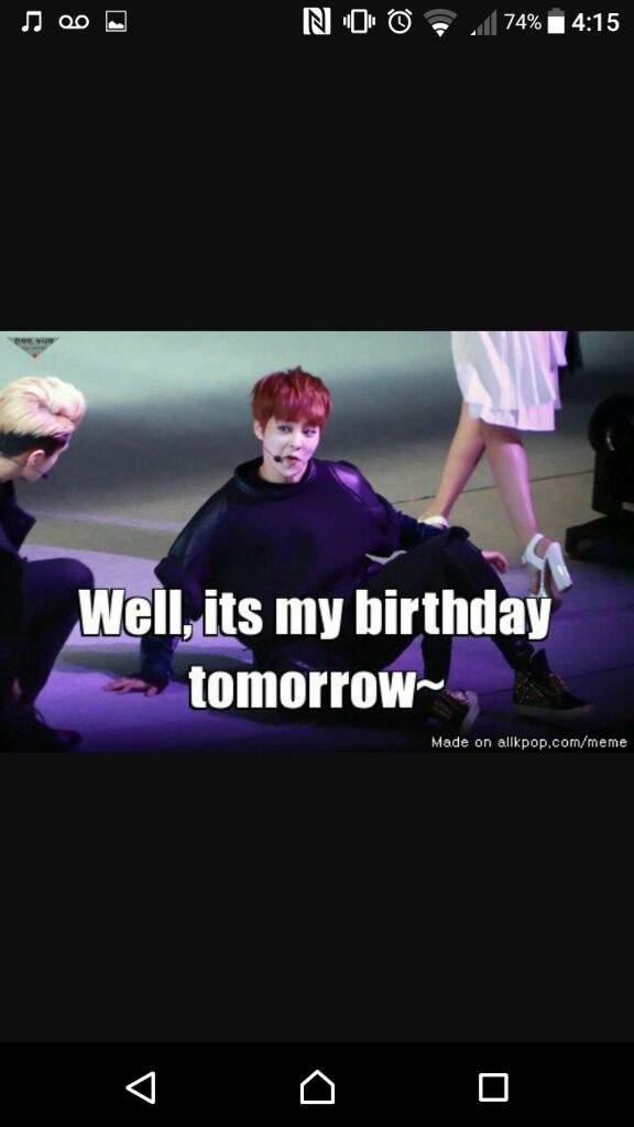 Kpop Birthday Memes Army S Amino