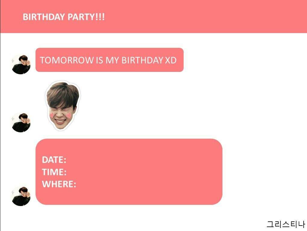 Bts birthday invitation card armys amino filmwisefo