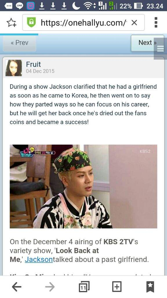 JACKSON EX GIRLFRIEND ? | GOT7 Amino