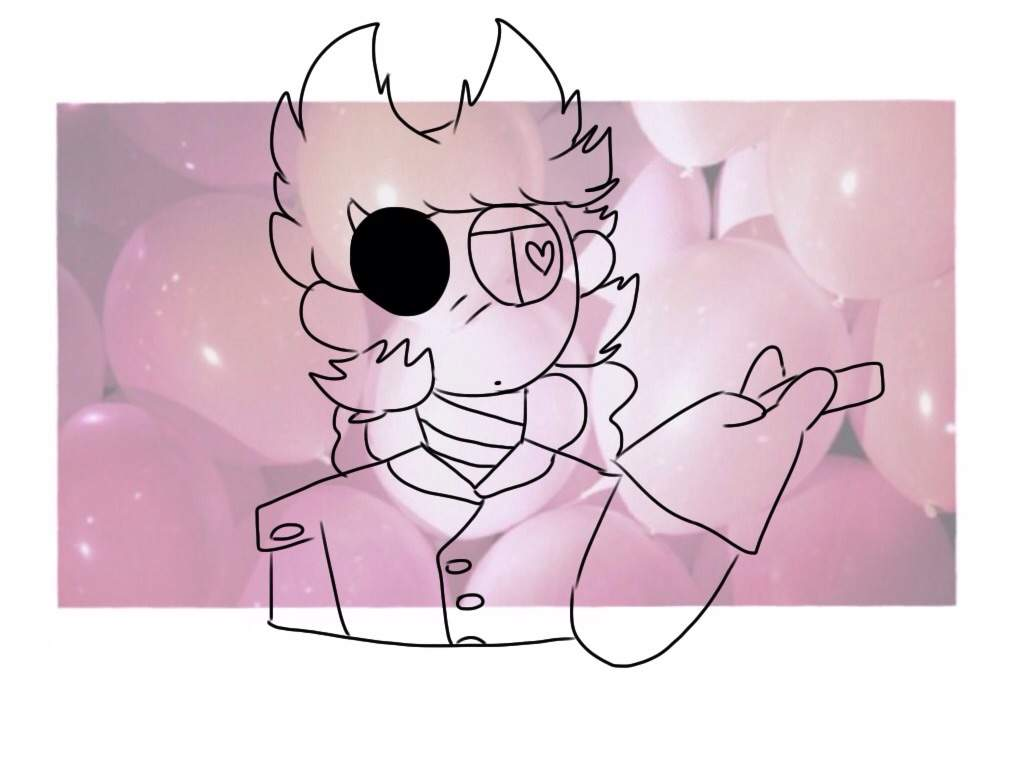 Tord, the Red Leader | Fan art | 🌎Eddsworld🌎 Amino