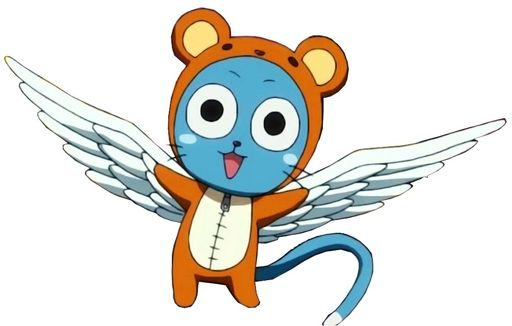 Image: Image - Happy in bear suit.png | Fairy Tail Wiki | Fandom powered ... | •Fairy Tail - Eden's Zero• Amino