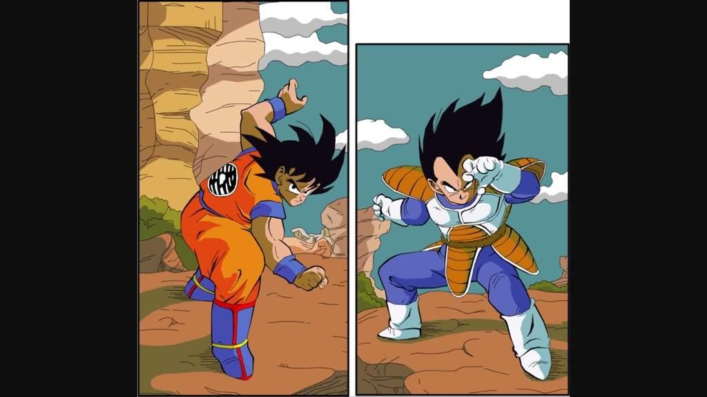 1366x768 px Dragon Ball Gohan Piccolo Son Goku Super
