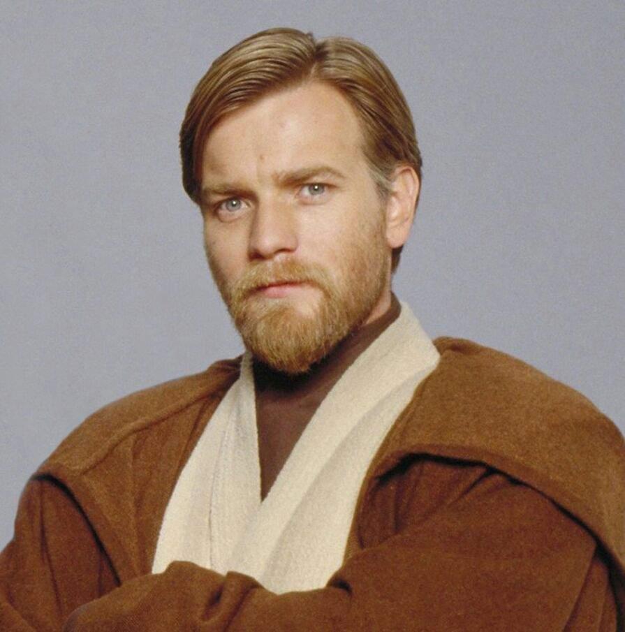 Ewan Mcgregor Obi Wan