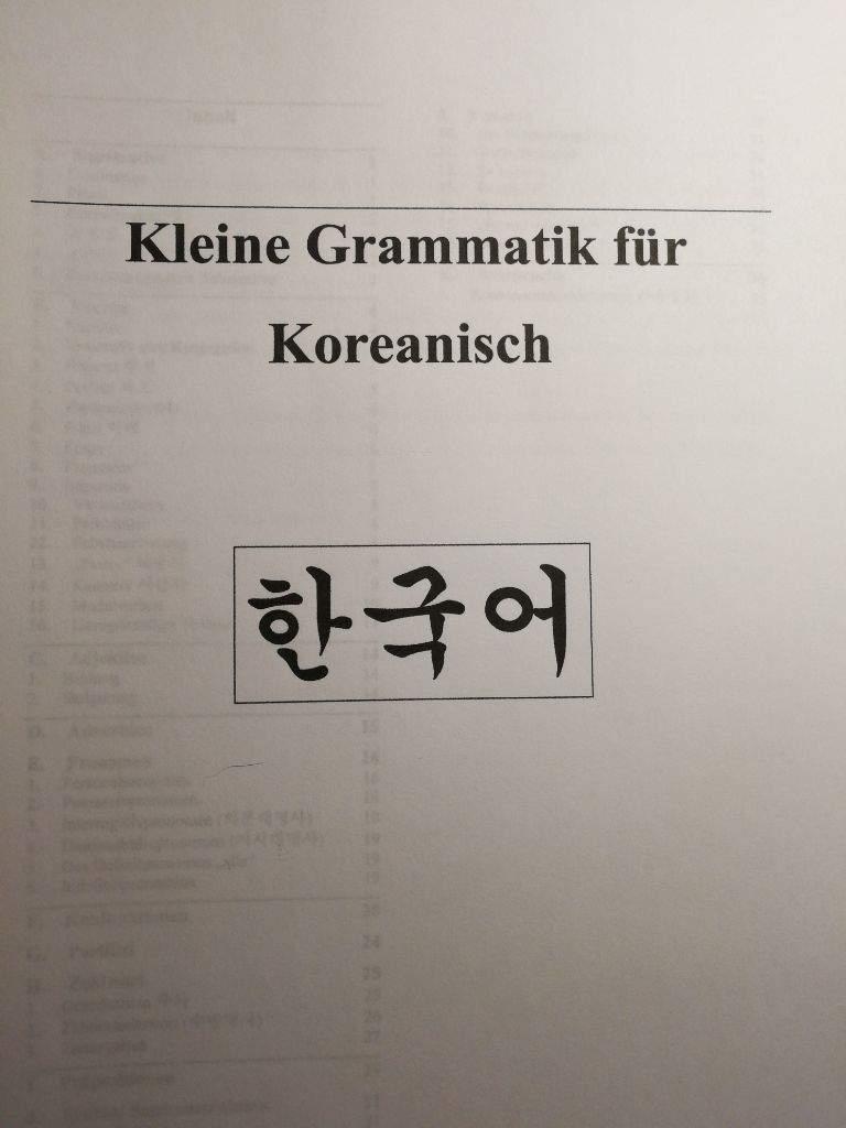 My korean learn stuff 🖤 + other books   Korean School Amino