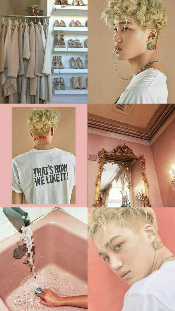 Exo Kai Aesthetic Wallpaper Lucky One K Pop Amino
