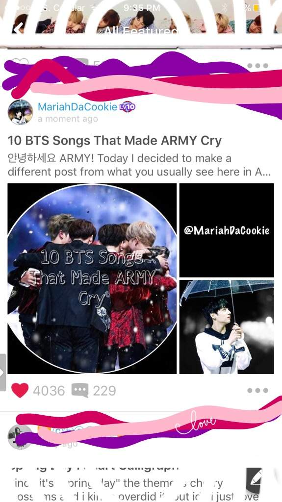 10 BTS Songs That Made ARMY Cry | ARMY's Amino
