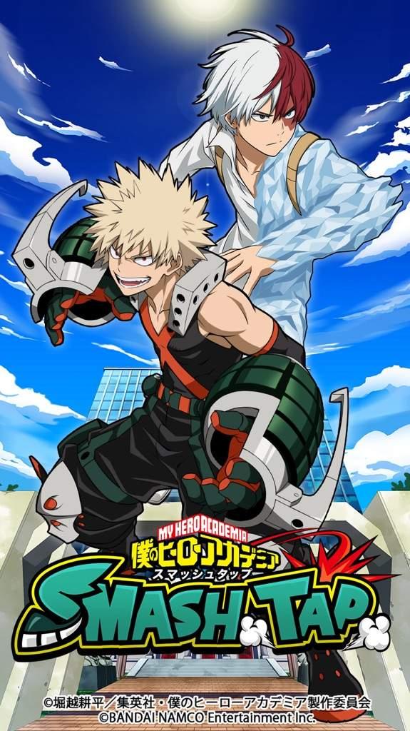 Get Yer Bakugou Todoroki Phone Wallpapers My Hero Academia Amino