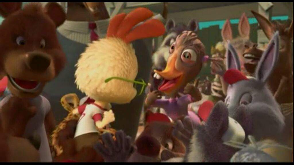 Chicken Little & Abby Mallard #ThemeHour | Disney Amino