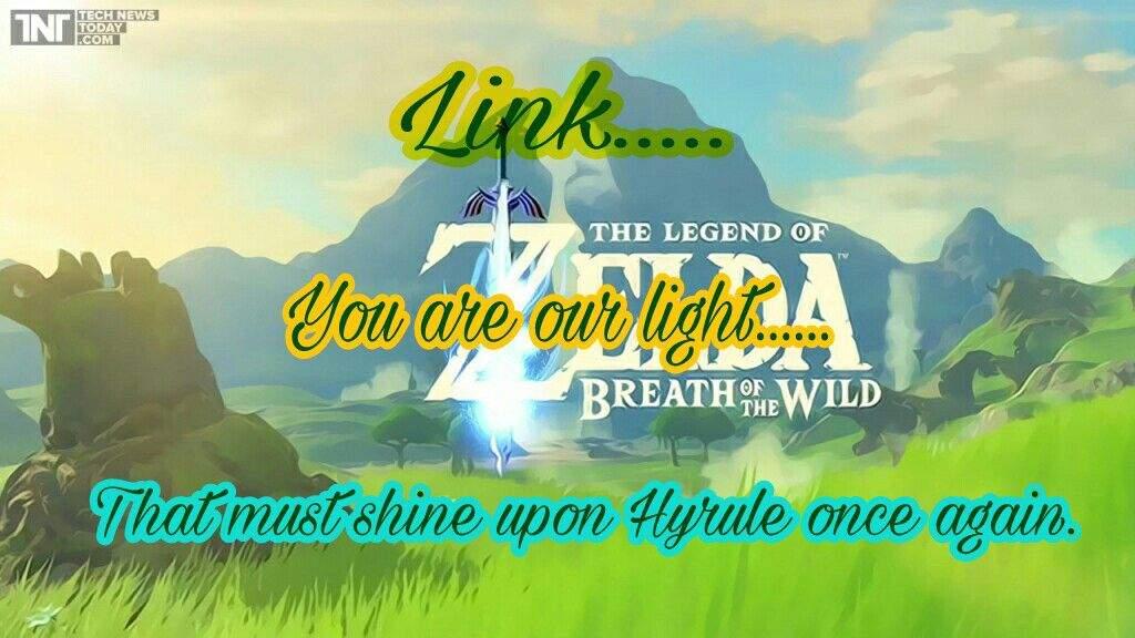 Zelda Quotes | My Quote Breath Of The Wild Zelda Amino