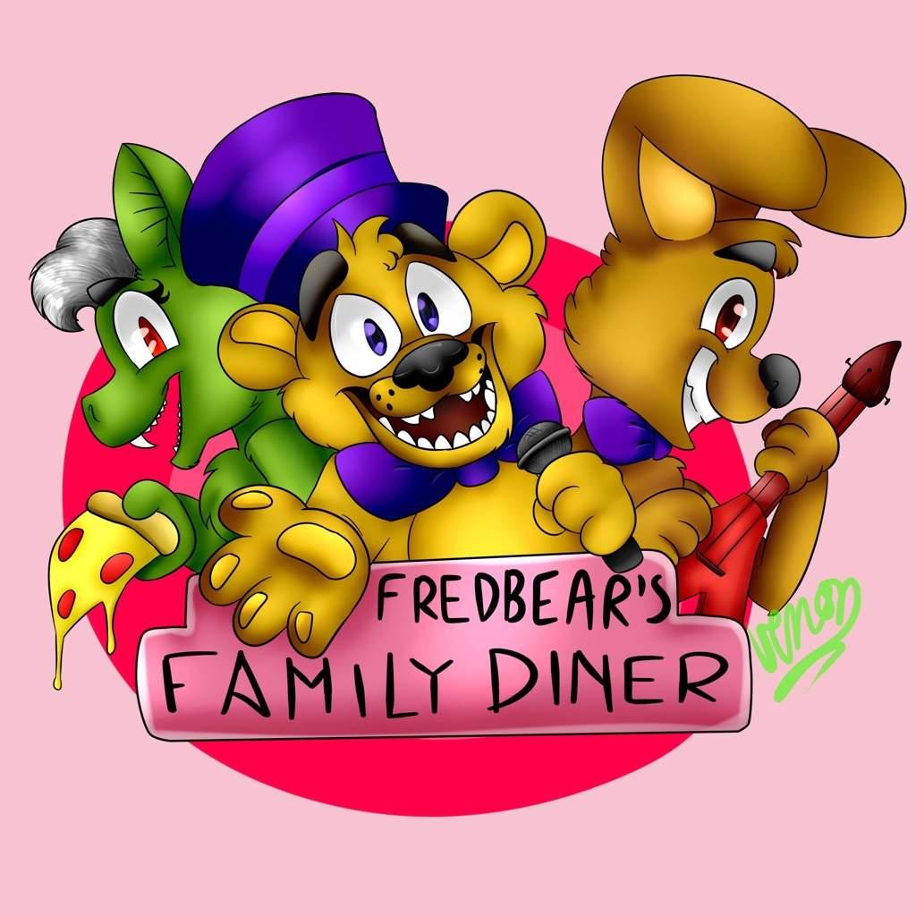 fredbears family diner five nights at freddy s amino