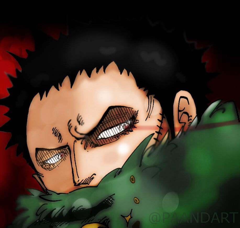 How Strong Is Sweet Commander Lord Katakuri And What's His ...
