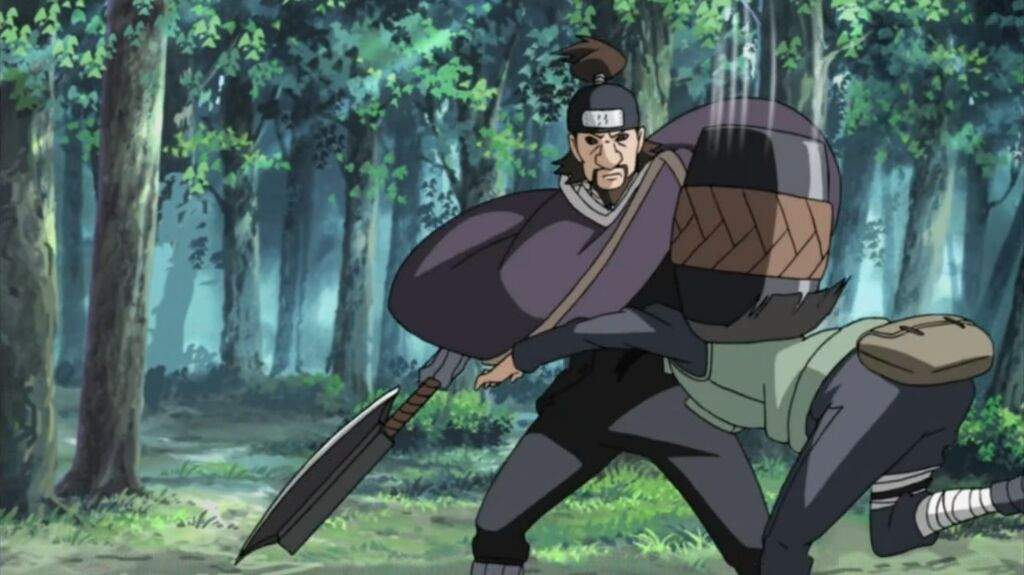 The 7 Ninja Swordsmen Of The Mist (Weakest to Strongest