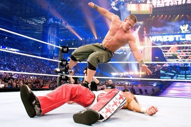 Thoughts On John Cena vs. Shawn Michaels At WrestleMania 23 | Wrestling Amino