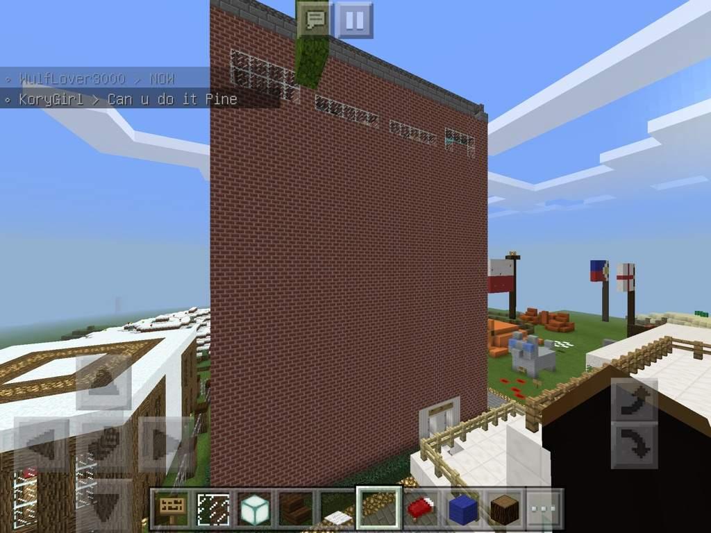 I Helped Build a MC High School | Minecraft Amino