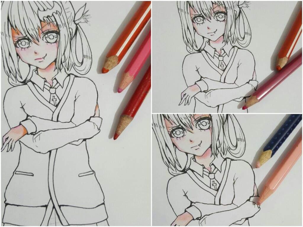 Satanichia Coloring Tutorial Anime Amino