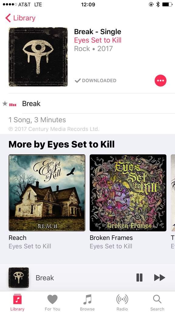 Eyes Set To Kill 2017 | Metal Amino