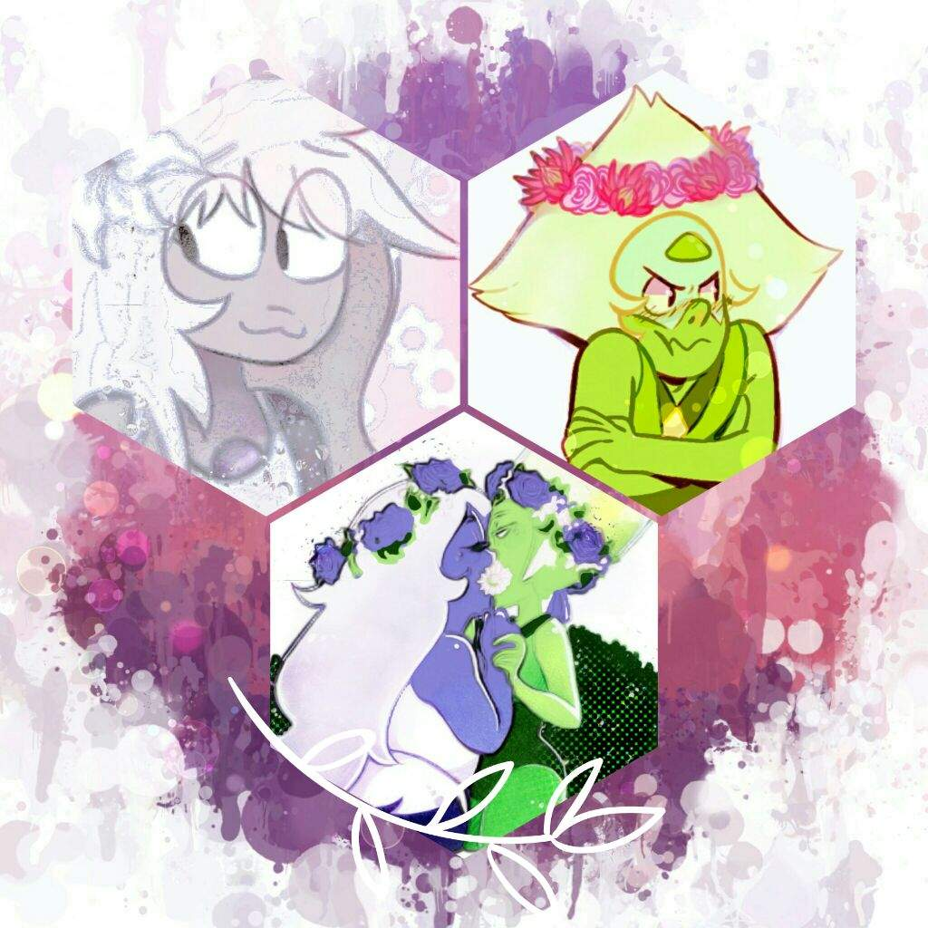 Edit for the spring boysvsgirls challenge cartoon amino a lil flower crowns amedot even tho amedot isnt an otp i still find it really cute and i hope there are going to be more amedot centered izmirmasajfo