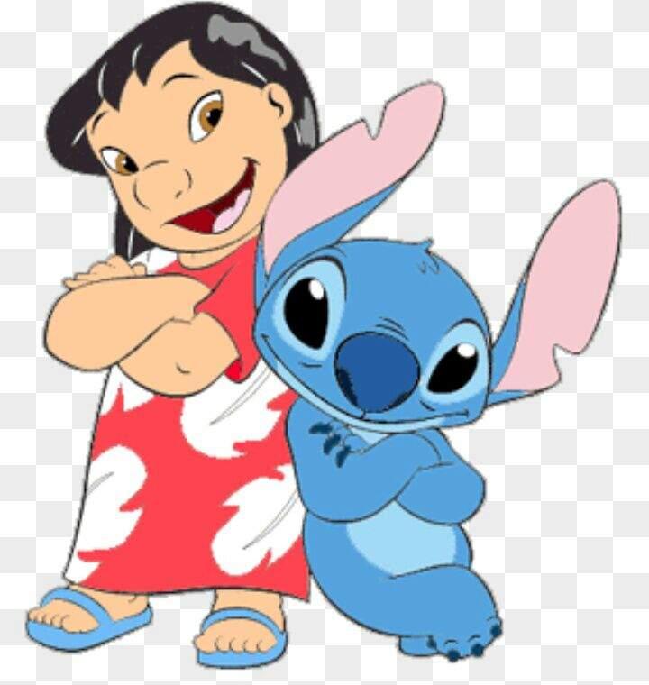 Imágenes De Lilo Y Stitch Disney En Español Amino