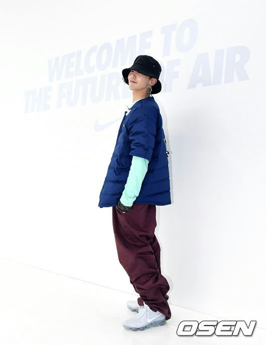 ... PHOTOS G-DRAGON AT Nike Airmax Pop-up in Hongdae ... 04ec99fe5