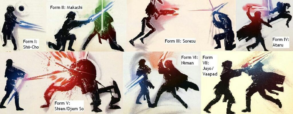 Best double bladed combat form? | Star Wars Amino