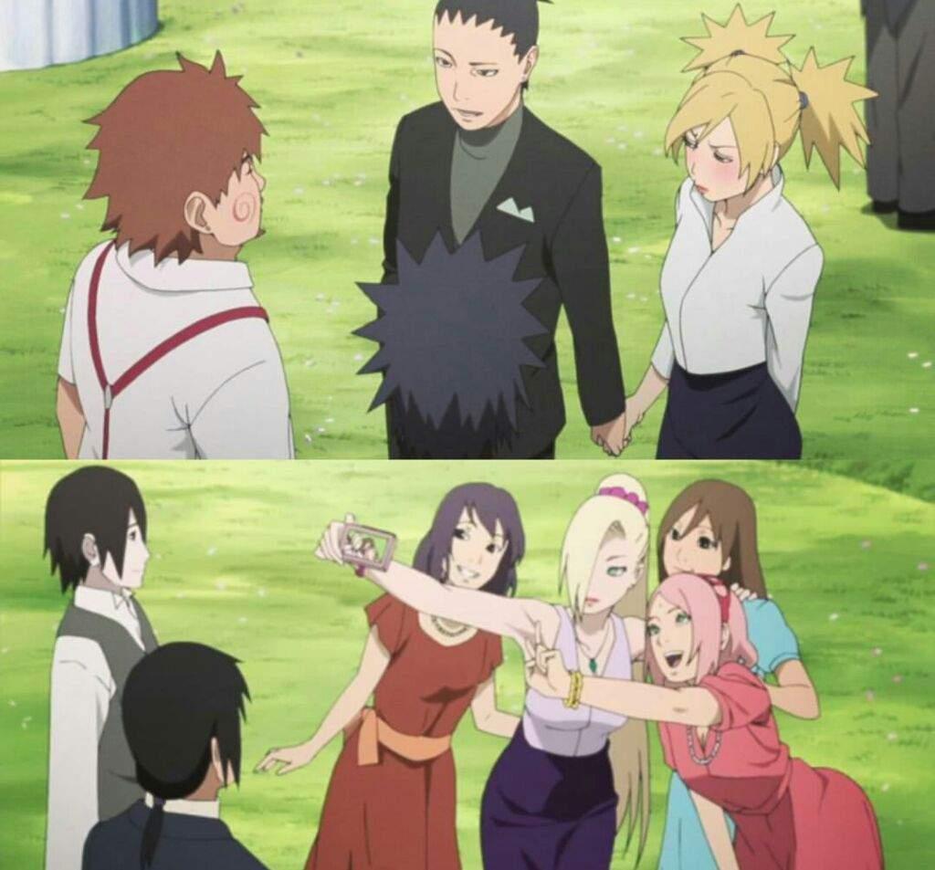 NaruHina Wedding Day! | Anime Amino
