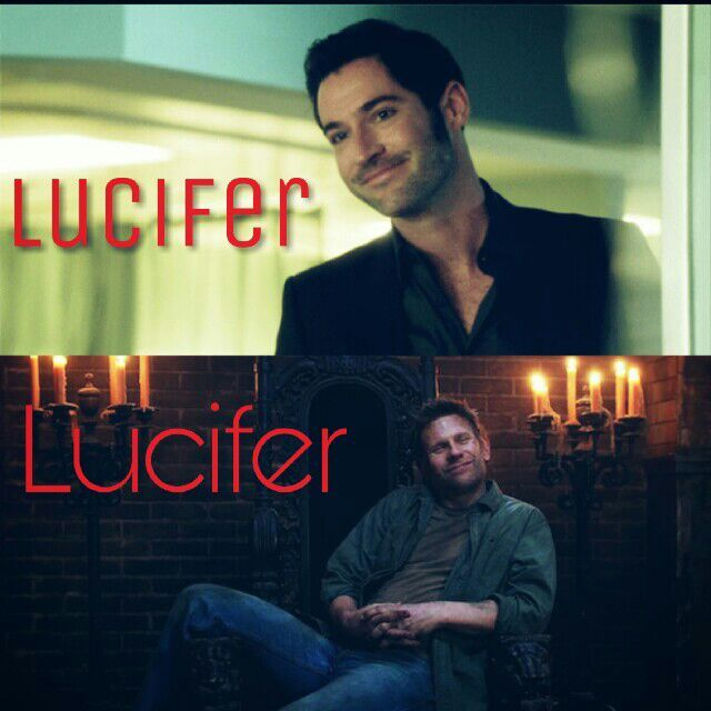 Spn Lucifer And Lucifer Morningstar Edit