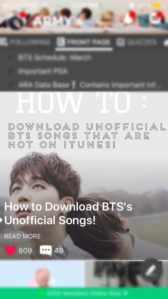 How to Download BTS's Unofficial Songs! | ARMY's Amino