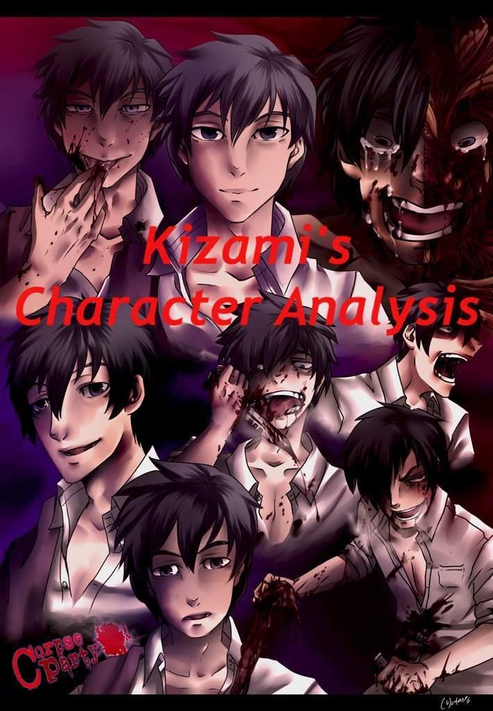 Kizami Character Analysis Anime Theory Amino