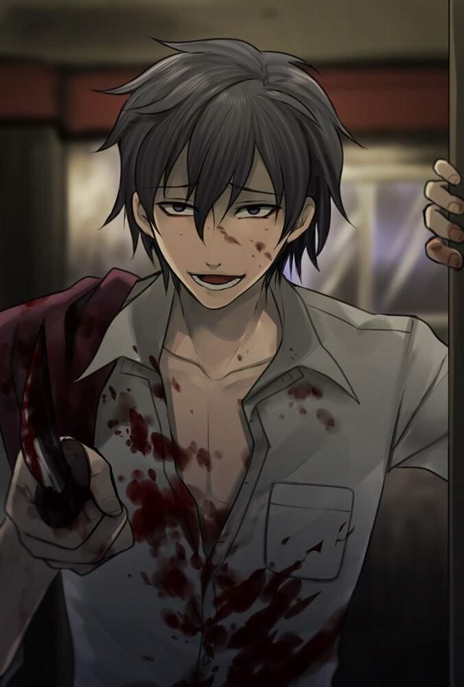 Kizami Character Analysis Corpse Party Amino Amino