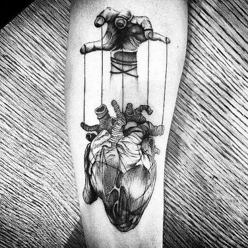 Tattos En Blanco Y Negro Love Tattoos Amino