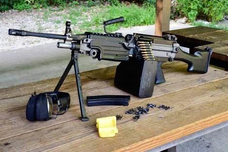 Battelogia 10 M249 Battlefield Oficial Amino