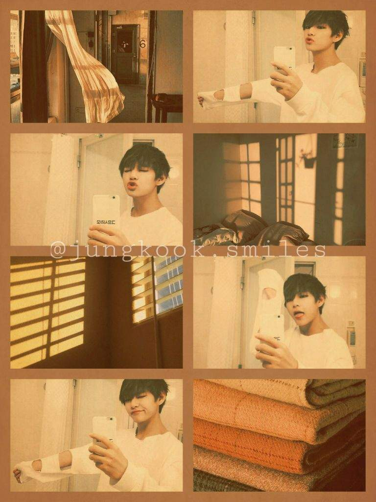 Taehyung Warm Beige Aesthetic Bts Army S Moodboards Amino