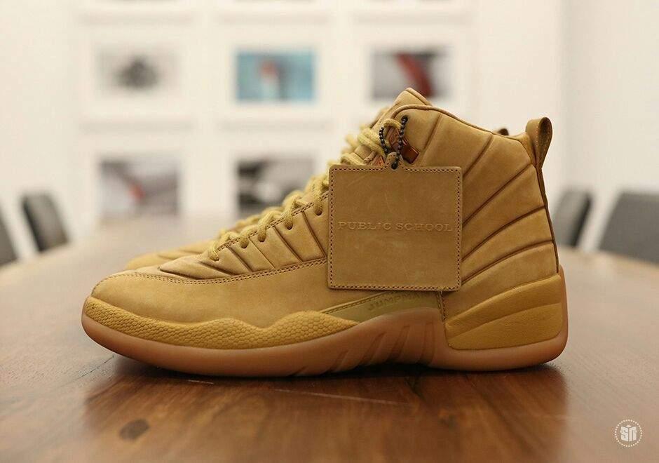 best sneakers 88900 168fb New PSNY x Air Jordan 12 Colorways Will Be Releasing This Year •  KicksOnFire.com