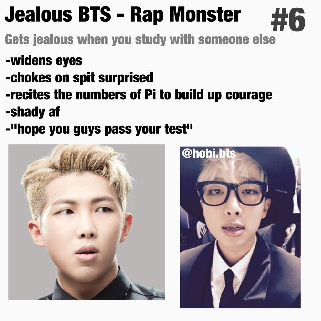 Jealous Imagines #6 | ARMY's Amino
