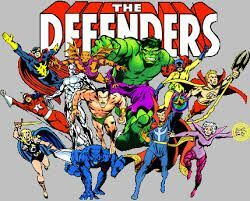 Defensores | Marvel Comics em Português™ Amino