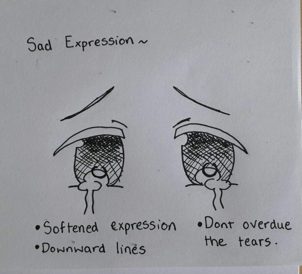 sad eyes with tears drawing 14225 loadtve