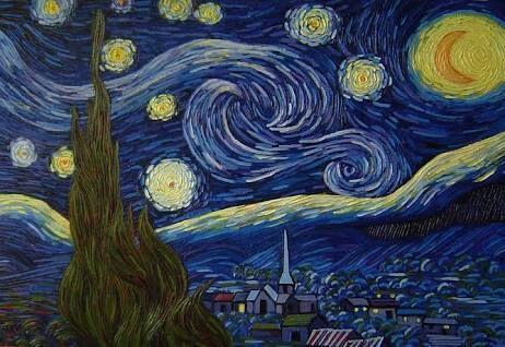 Vicent willem van gogh wiki historia del arte amino - Nombres de cuadros famosos ...
