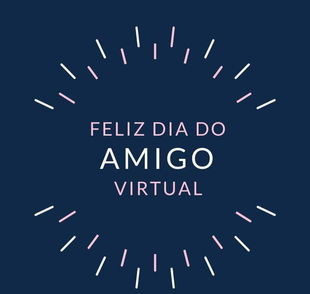Dia Do Amigo Virtual Academia De Artes Amino