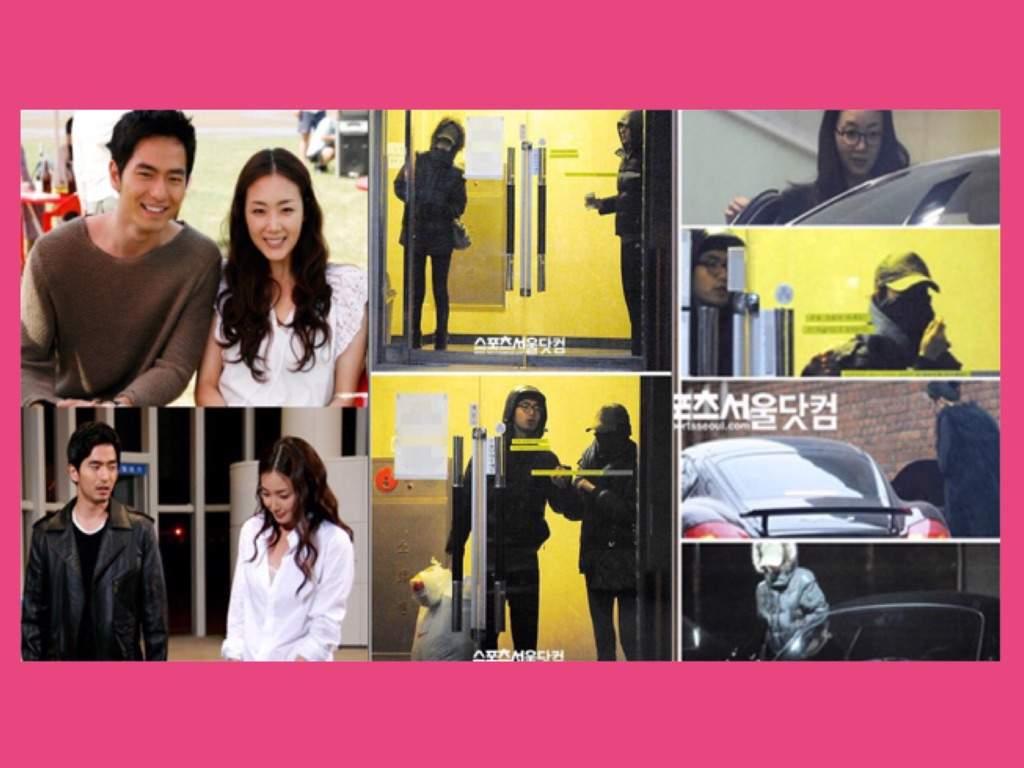 Gong hyo jin dating lee jin wook actor