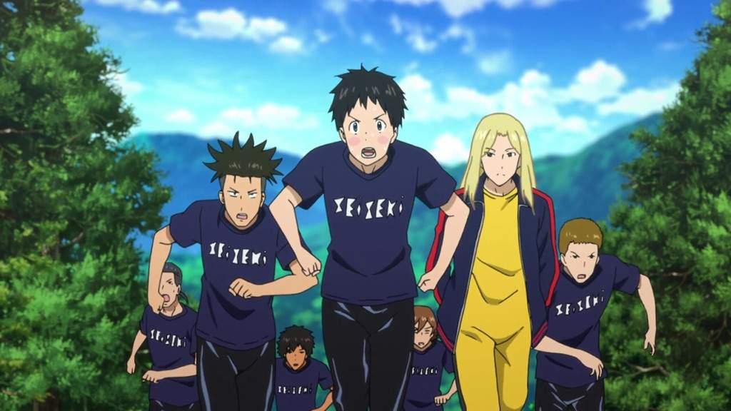 DaysTV Anime Review