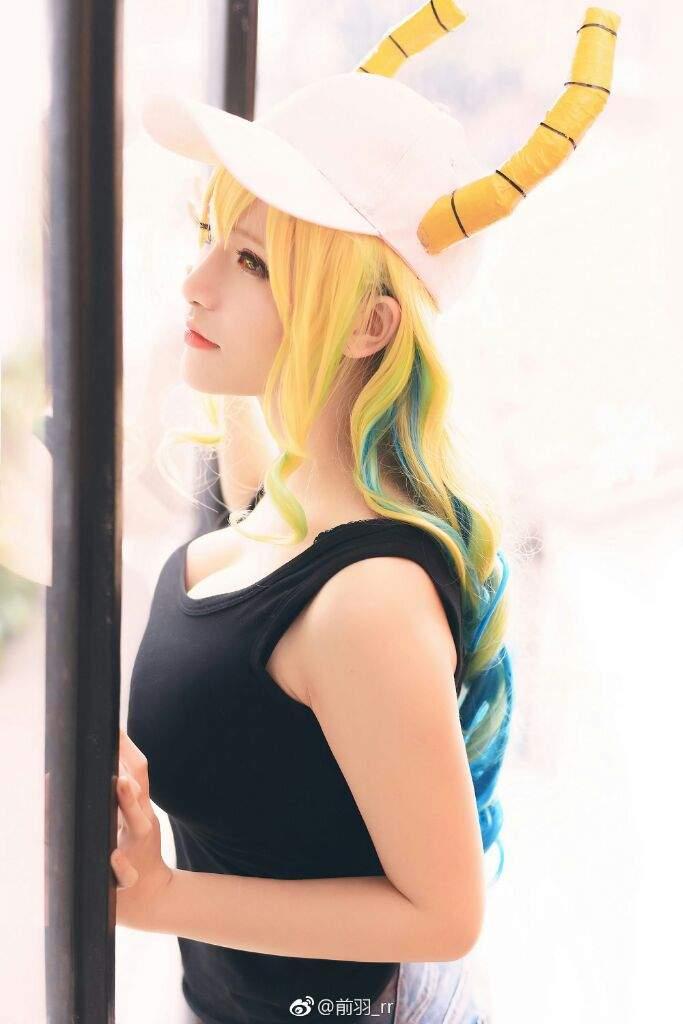 Quetzalcoatl Kobayashi San Chi No Maid Dragon Cosplay By 前羽rr