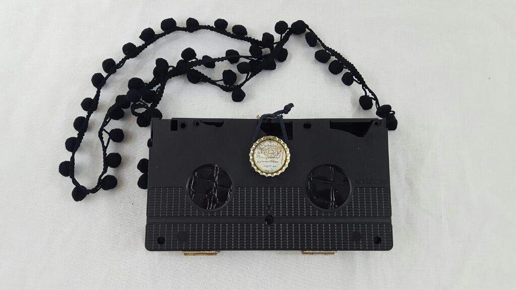 VHS Tape Purse