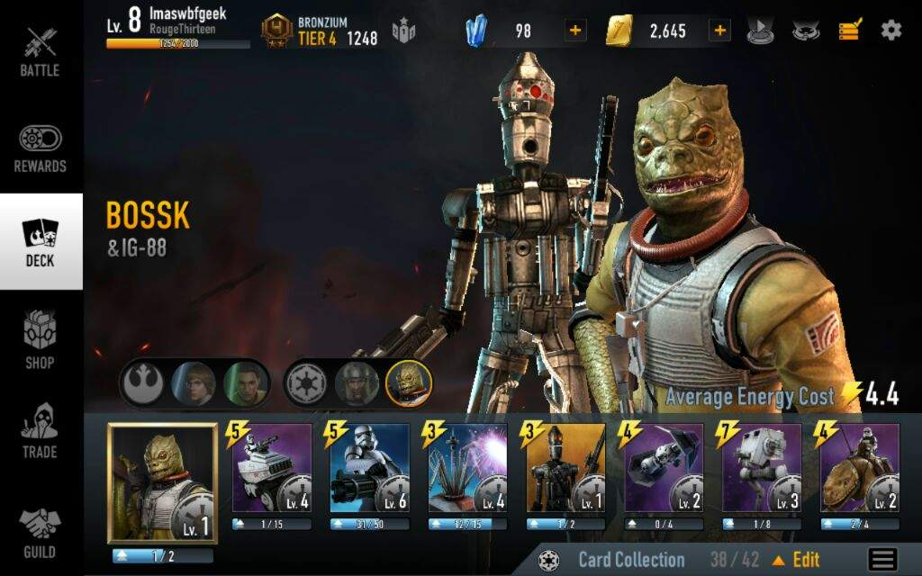 Swfa Picture Of Bossk And Ig 88 Star Wars Amino