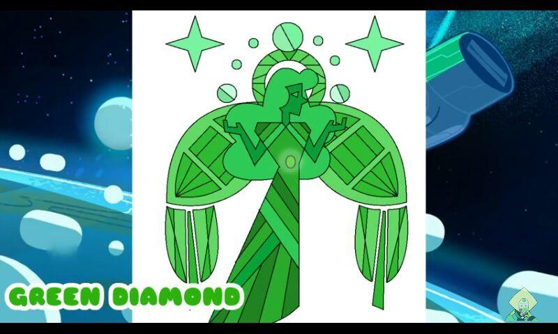 Diamante verde | Wiki | Steven Universe Español Amino