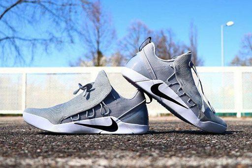 5eb6dae19802 Nike Kobe A.D. NXT (Wolf Grey) – Sneaker Freaker