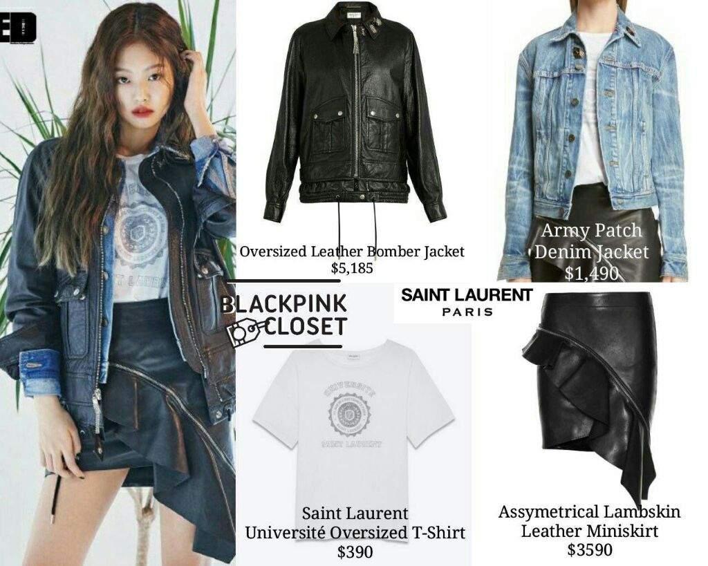 Info Blackpink Closet Blink 블링크 Amino