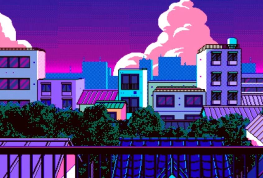 Lofi Wallpaper: Lo-Fi HipHop?