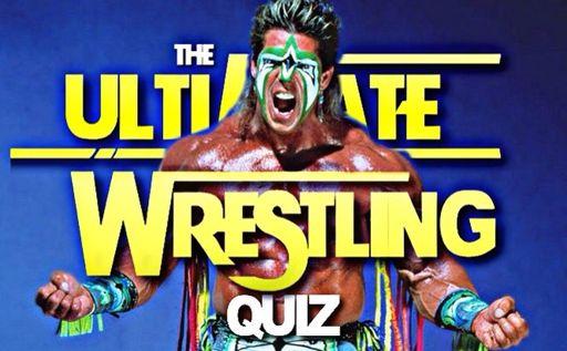 Wrestling Quiz