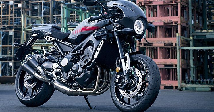 So Take All Of That Amazing Machinery The Base XSR900 Chassis And Engine Then Put It Together With A 1960s Cafe Racer Modern Sportsbike You