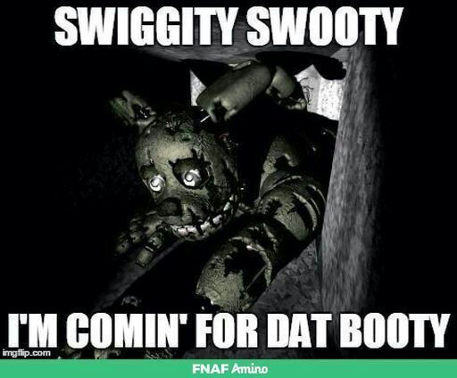 Xd Five Nights At Freddy S Amino Swiggity swooty, i'm coming for that booty. amino apps